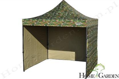 Home&Garden Namiot Handlowy Wojskowy Moro 300