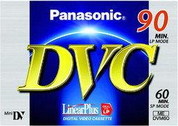 Panasonic Kaseta MINI DV