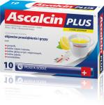Polfa ÓDŹ Ascalcin plus cytrynowy x 20 sasz
