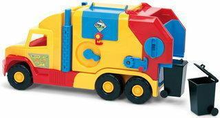 Wader Ciężarówka z otwieranym kontenerem