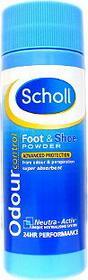 Scholl Odour Control: zasypka do stóp i do butów 75g