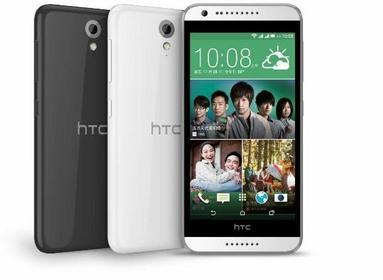 HTC Desire 620G Dual Sim Biały