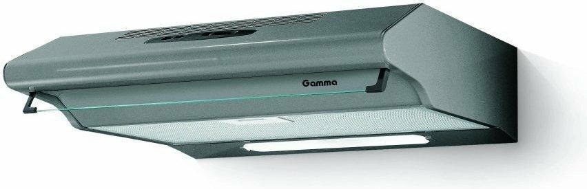 Gamma FS 302 SILVER Alu