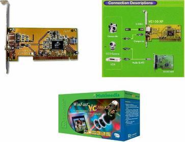 Leadtek VC 100XP Video-grabber