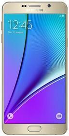 Samsung Galaxy Note 5 N920i 32GB Złoty