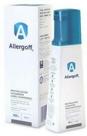 Allergoff Spray neutralizator alergenów kurzu domowego 400ml