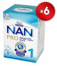 Nestle 6x NAN PRO 1 800g