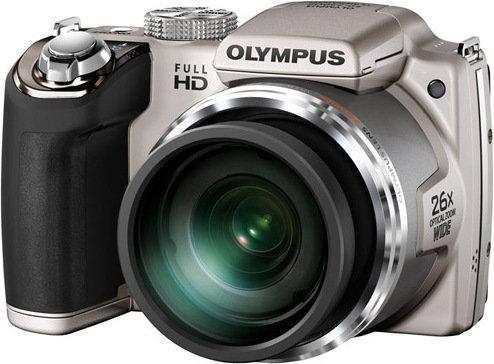 Olympus SP-720 UZ 3D
