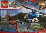 LEGO Park Jurajski 75915 Pojmanie pteranodona