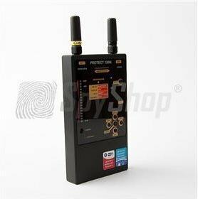 DigiScan Labs Detektor bezprzewodowych transmisji analogowych i cyfrowych Protec