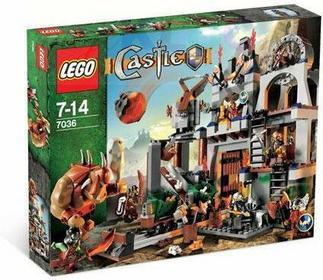 LEGO Kopalnia karłów 7036