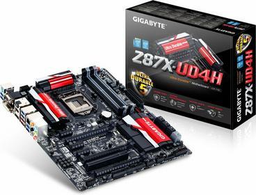Gigabyte GA-Z87X-UD4H