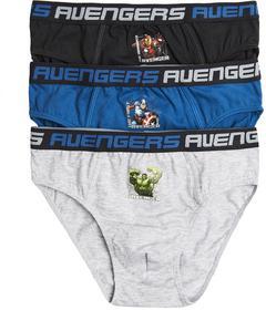 Cool Club Majtki chłopięce The Avengers 3 szt