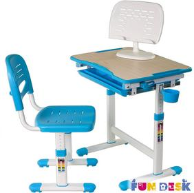 Fun Desk Piccolino Blue