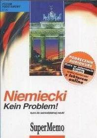 Trambacz Waldemar Niemiecki Kein problem! Kurs do samodzielnej nauki MP3 (Płyta CD)