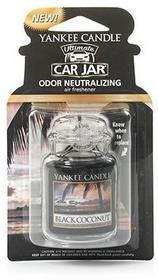 Yankee Candle Car Jar Ultimate  Black Coconut