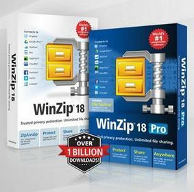 Corel WinZip 18 Standard (2-9 licencji)
