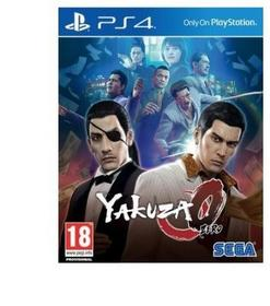 Premiera Yakuza 0 PS4
