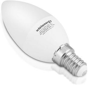 Whitenergy Żarówka LED E14 5W 230V 10209