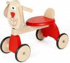 Scratch Pojazd drewniany piesek 6181403