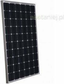 Ogniwo słoneczne monokrystaliczne 250W
