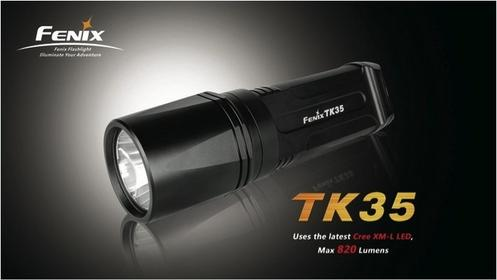 Fenix TK35 LED XM-L