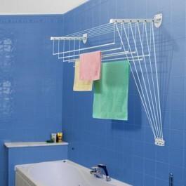 Gimi Suszarka na pranie łazienkowa (sufitowa, ścienna) Lift 120cm