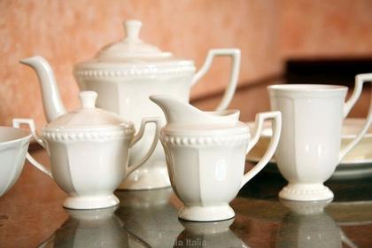 Villa Italia VENICE Zestaw do herbaty dla 12 osób