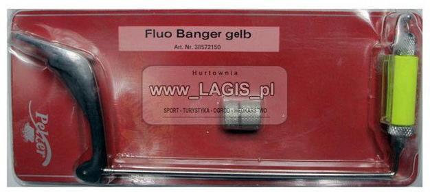 Pelzer Fluo Swinger Banger żółty