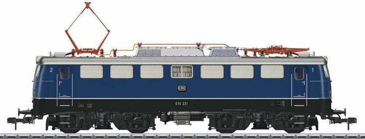 Maerklin Lokomotywa elektryczna Marklin 55012 BR E 10 z DB skala 1