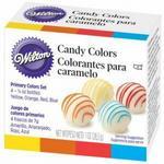 Wilton Barwnik spożywczy do czekolady 4 kolory 1913-1299