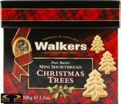 Walkers Ciastka Christmas Trees 100g 913E-672CC