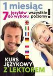 PWN Kurs językowy z lektorem (angielski, niemiecki, hiszpański, włoski, rosyjski, francuski, polski)