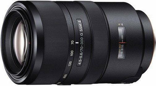 Sony AF 70-300 f/4.5-5.6G SSM II