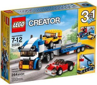 LEGO Creator 31033 Autolaweta