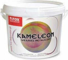 Fox Dekorator Farba interferencyjna - - Werniks metaliczny Kameleon lilac 3L Fox