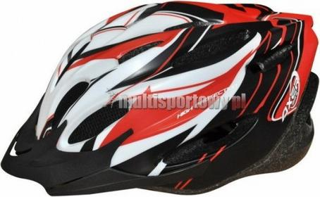 AXER KASK ROWEROWY VOYAGER MAT RED A0177-L