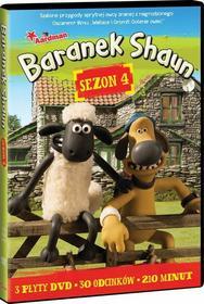 Galapagos BARANEK SHAUN, SEZON 4 (3 DVD)