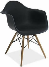 Signal Krzesło MONDI czarne
