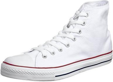 Converse Chuck Taylor All Star Hi 132169C biały