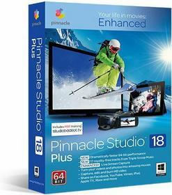Pinnacle Studio 18 Plus PL - Uaktualnienie