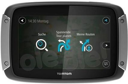 TomTom Rider 400 Premium Pack