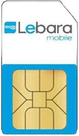Lebara mobile 5 zł