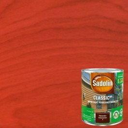 Sadolin Classic Impregnat do drewna 2.5L Czerwony