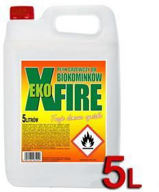 EcoFire Bioetanol 5l - Biopaliwo do biokominków EkoXfire 5900190006736