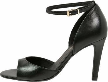Zign sandały czarny 15413