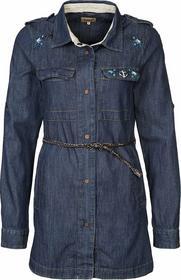 Dreimaster Sukienka jeansowa niebieski 4DR21E00F-K11