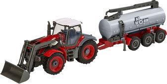 Revell Traktor Farm Tractor Plus II 24962