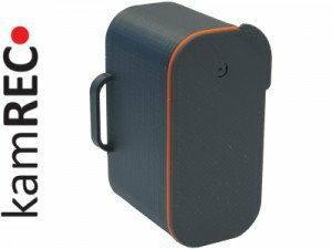 Kamrec Mini kamera zewnętrzna 1280x960 z czujnikiem ruchu do 40 godzin ZK8