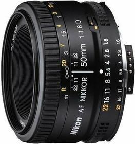 Nikon AF 50 f/1.8D